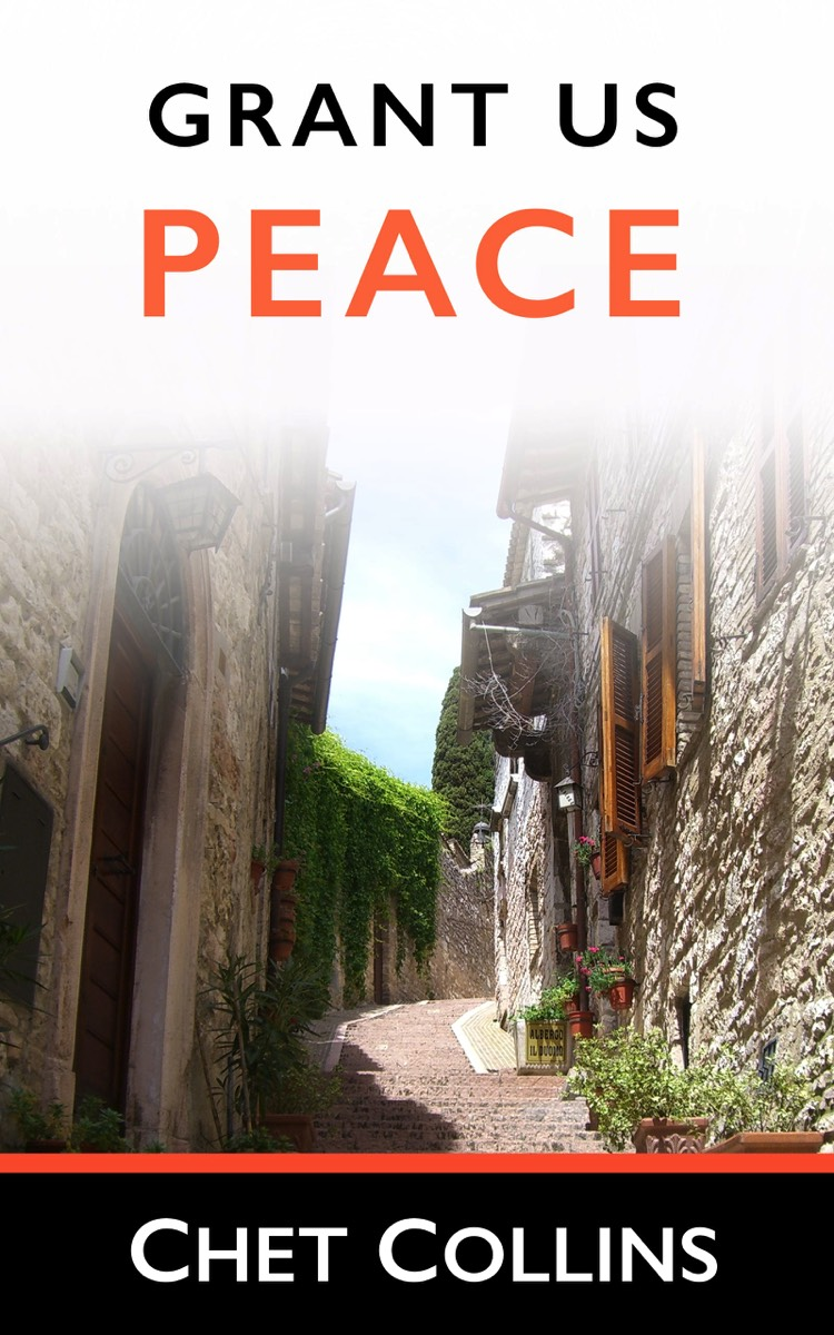 Grant Us Peace Second Edition cover art